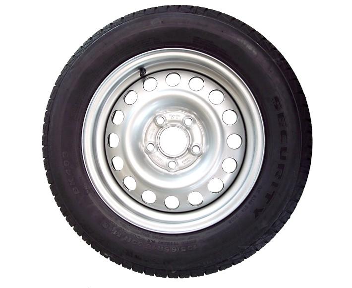 Hjul og bremser