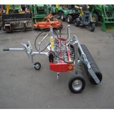 PLATZ MAX ROLL FF m/ Farmflexvalse (gummi), 1,6 m